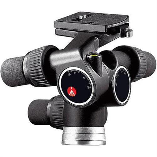 MANFROTTO 405 GEARED QR PAN TILT HEAD
