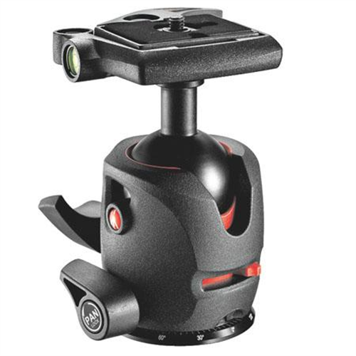 MANFROTTO 054 MAGNESIUM QR BALL HEAD