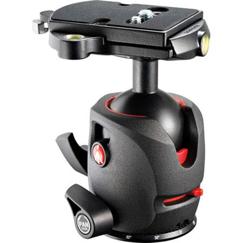 MANFROTTO 055 MAGNESIUM QR BALL HEAD