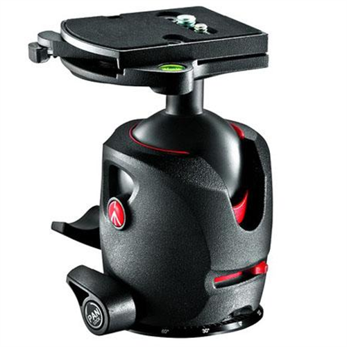 MANFROTTO 057 MAGNESIUM QR BALL HEAD