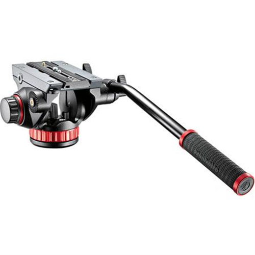 MANFROTTO 502HD VIDEO HEAD-FLAT BASE