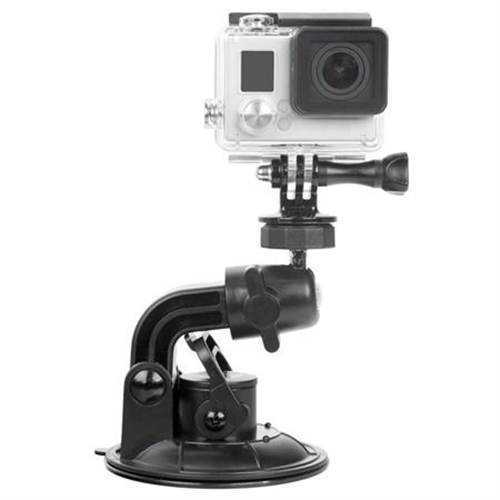 BWR  XA  9CM SUCTION CUP MOUNT F/ GOPRO