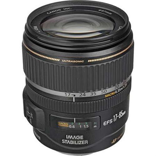 CANON 17-85/4.5-5.6 IS EF-S