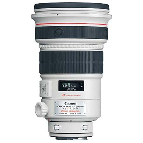 CANON EF 200 2.0L IS (USM)  USA