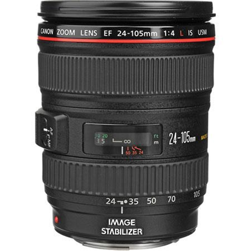CANON 24-105/4 L IS