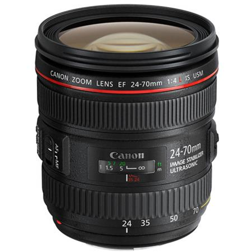 CANON 24-70/4 L IS USM ZOOM