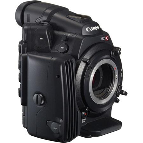 CANON C500 CINEMA EOS EF MOUNT CAMERA