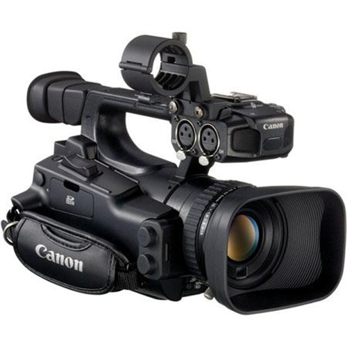 CANON XF-105 HD PROFESSIONAL CAMCORDER