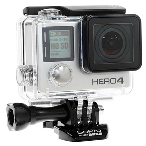 GOPRO HERO 4 BLACK CAMERA