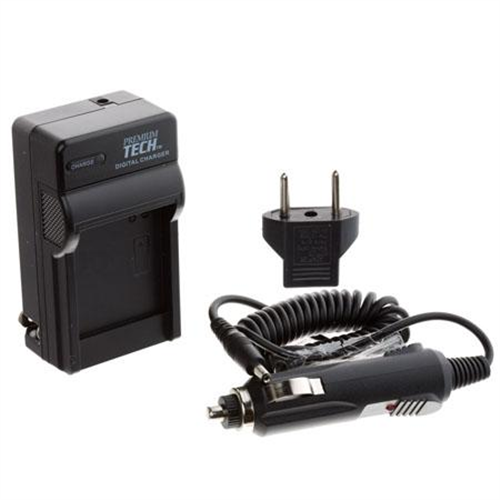 BATTERY CHARGER / SONY NP-FM50 / SINGLE