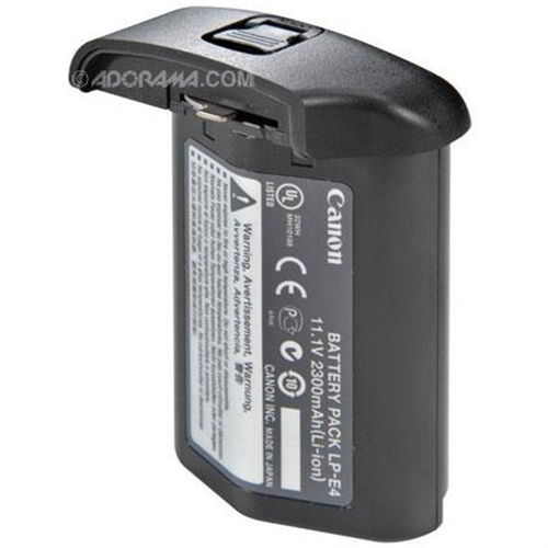 CANON 1DS MARK III/MK IV BATT LP-E4