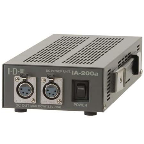 IDX 70W 12V 4-PIN CAMERA POWER SUPPLY