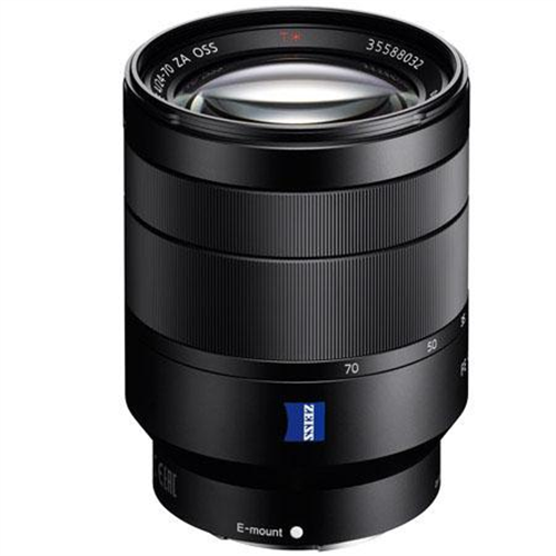 SONY/ZEISS 24-70MM/4.0 ZOOM FOR A7R/A7