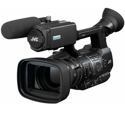 JVC GY-HM600 PROHD HANDHELD CAMCORDER