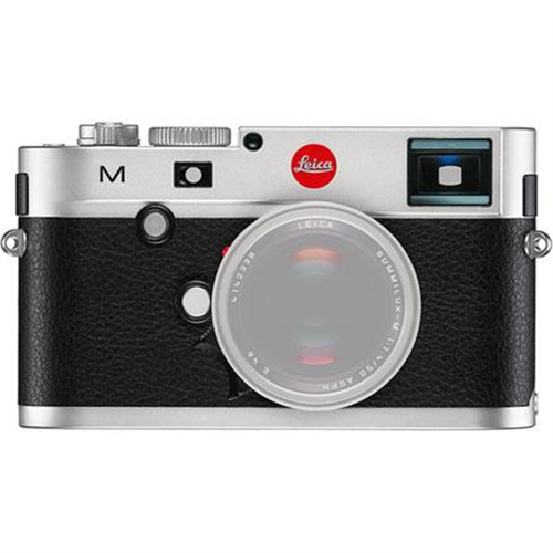 LEICA M DIGITAL CAMERA SILVER