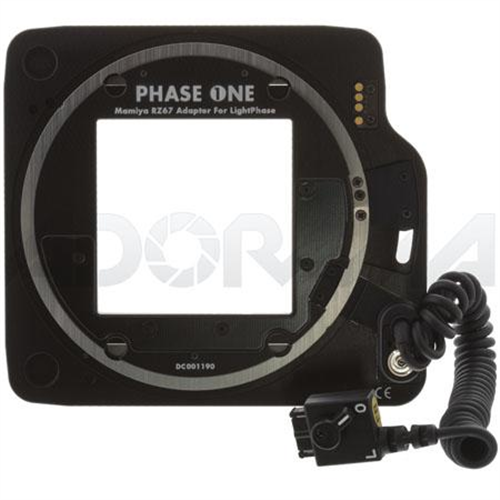 PHASE ONE ADAPTOR FOR MAMIYA RZ67