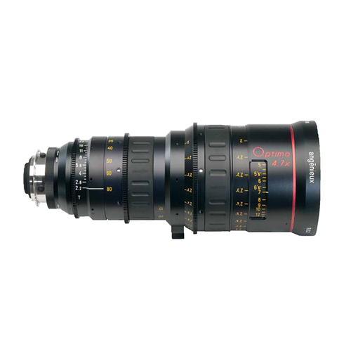 ANGENIEUX OPTIMO 17-80 T2.2 ZOOM LENS