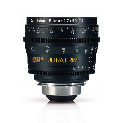 ARRI 50MM ULTRA PRIME PLANAR T1.9