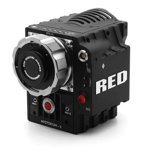 RED EPIC-M CAMERA BODY