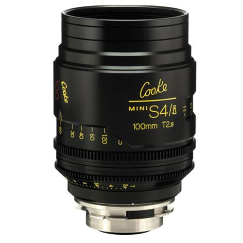 COOKE 100MM T2.8 MINI S4 LENS