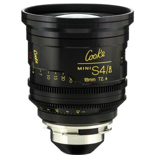 COOKE 18MM T2.8 MINI S4 LENS
