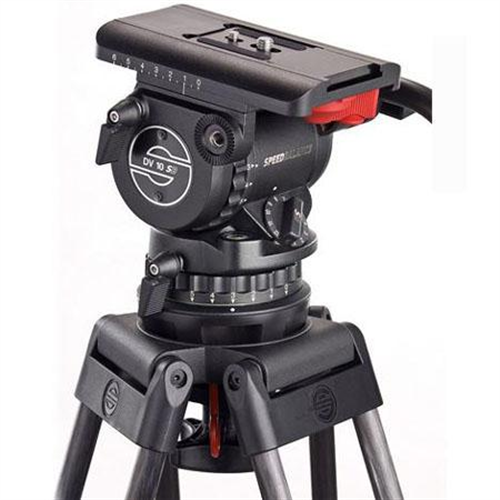 SACHTLER DV-10SB VIDEO FLUID HEAD