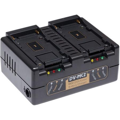 SONY BATTERY CHARGER / L SERIES / DUAL