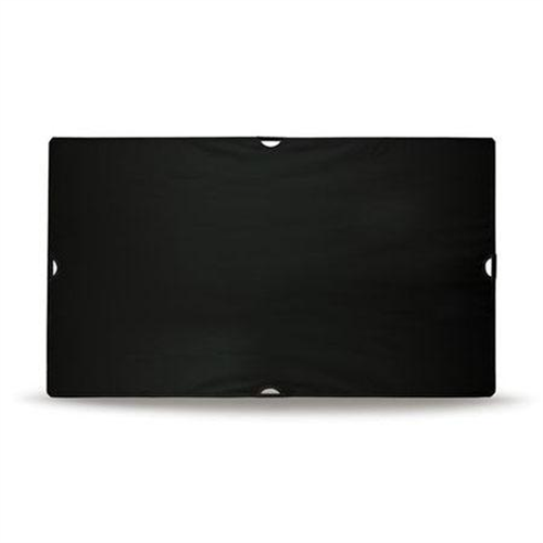 SCRIM JIM/42X72/BLACK SOLID