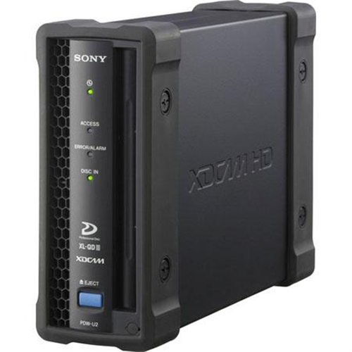 SONY PDW-U2 USB3 XDCAM DISC DRV #PDW-U2