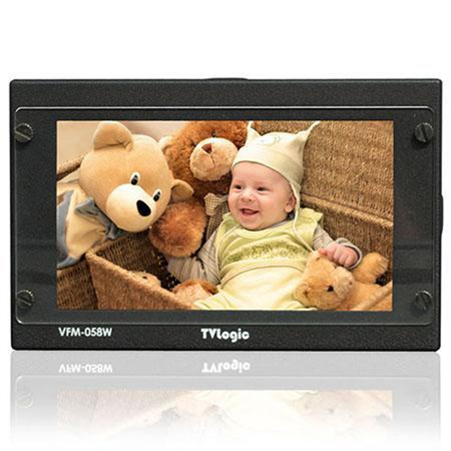 TVLOGIC 5.5  FHD MF VIEWFINDER MONITOR