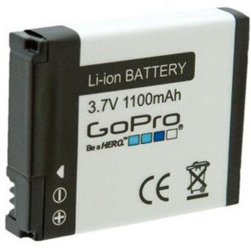 GOPRO LITHIUM RECHARGEABLE BATTERY