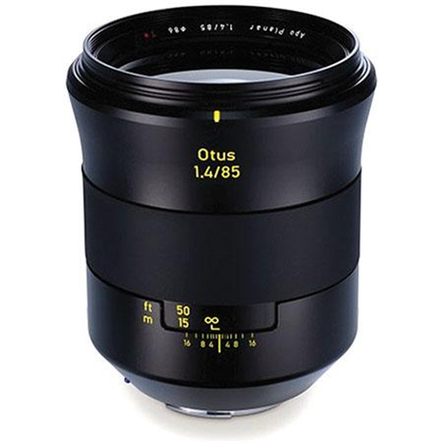 ZEISS OTUS 85MM/1.4 FOR CANON CAMERAS