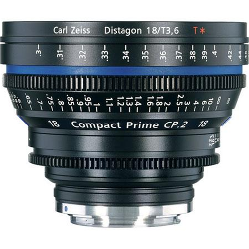 ZEISS COMPACT PRIME 18MM/3.6 CP.2