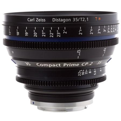 ZEISS COMPACT PRIME 35MM/2.1 CP.2