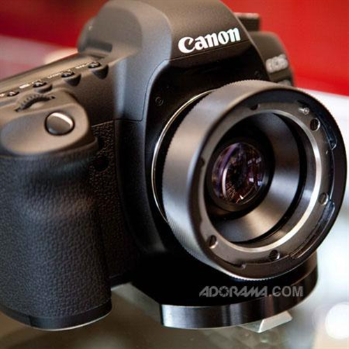 ZUNOW PL MOUNT FOR CANON 5D MARK II