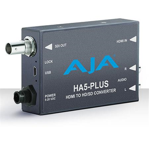 AJA  HDMI TO 3G-SDI MINI-CONVERTER