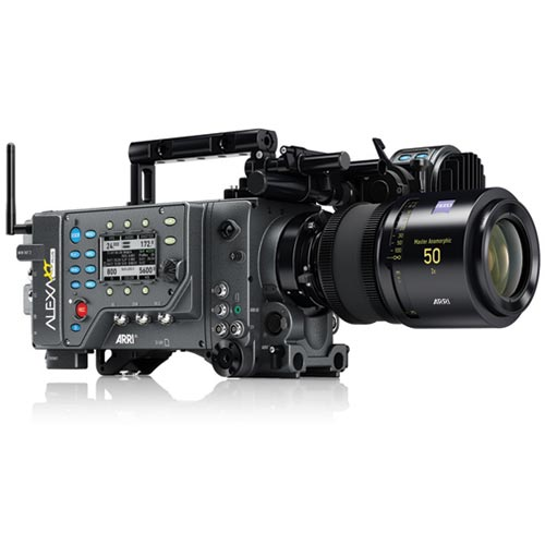 ARRI ALEXA XT PLUS 4:3/16:9 CAMERA KIT