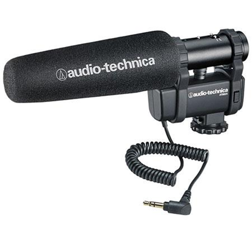 AUDIO-TECHNICA AT8024 STEREO/MONO MIC