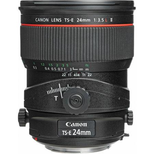 CANON 24/3.5 L TS-E II