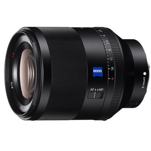 SONY/ZEISS 50MM/1.4 LENS FOR FS7/A7