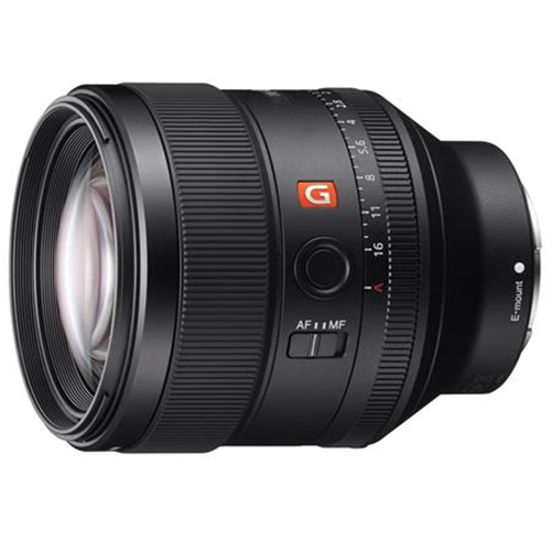 SONY/ZEISS 85MM/1.4 GM FOR FS7/A7