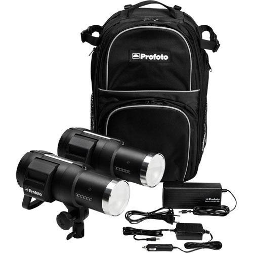PROFOTO B1 2HEAD KIT W/CANON TTL REMOTE