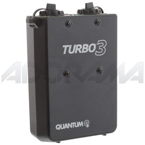 QUANTUM TURBO 3  W/CZ CABLE FOR CANON