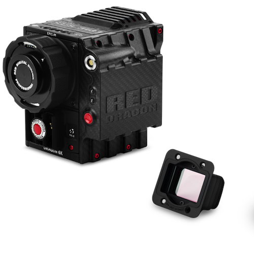RED EPIC 6K DRAGON PL MOUNT W/ OLPF