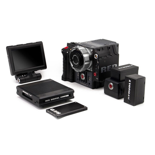 RED SCARLET CAMERA KIT PL MOUNT