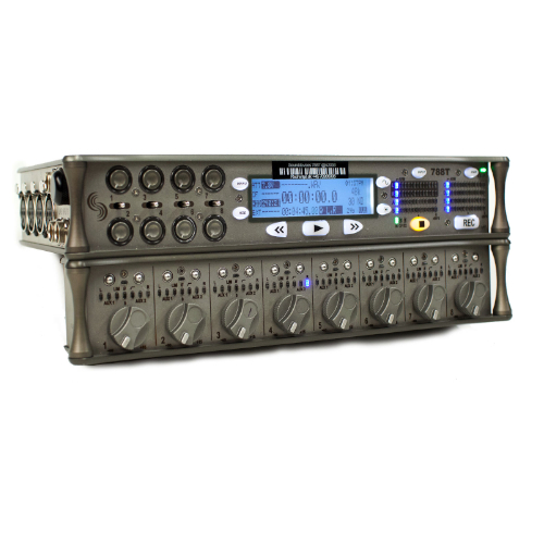 SOUND DEVICES 788T 8CH AUDIO RECORDER