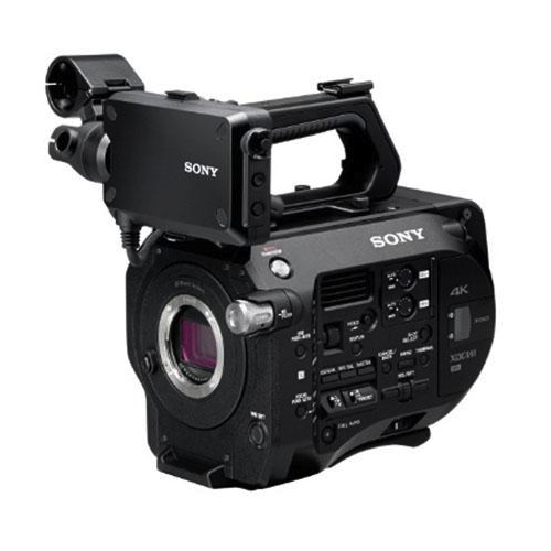 SONY PXW FS7 4K CAMERA (NO LENS)