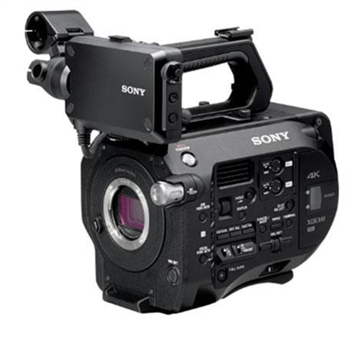 SONY PXW FS7 4K CAMERA W/ PL ADAPTER