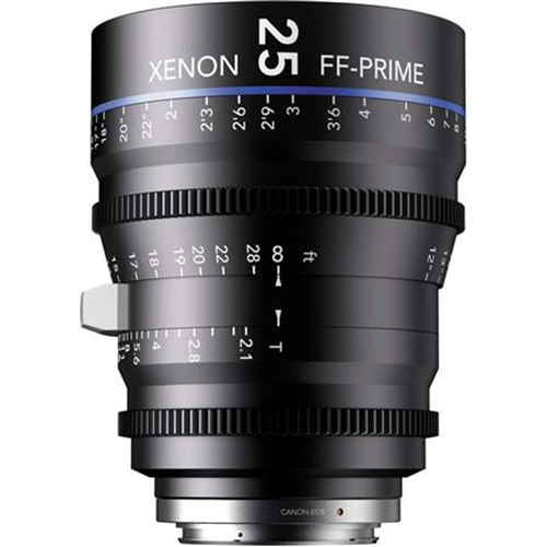SCHNEIDER XENON 25MM T2.1 EF PRIME