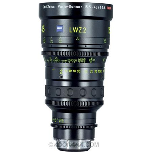 ZEISS LWZ2 15.5-45MM T2.6 EF ZOOM LENS
